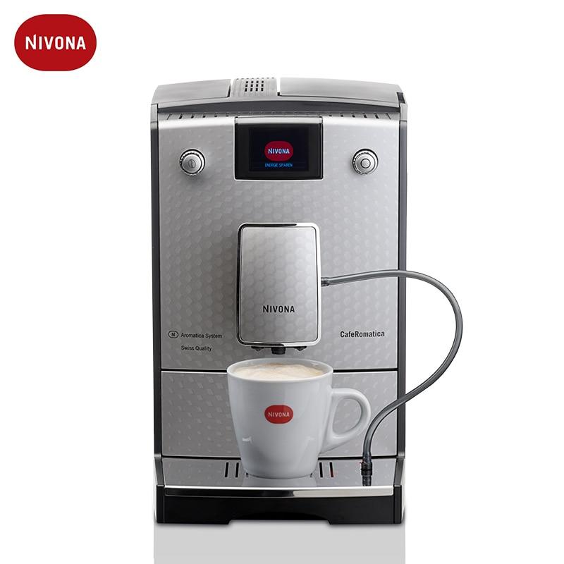 Фото - Coffee Machine Nivona CafeRomatica NICR 768 capuchinator coffee maker automatic kitchen appliances goods Household for kitchen кружка kitchen goods терракот голубая