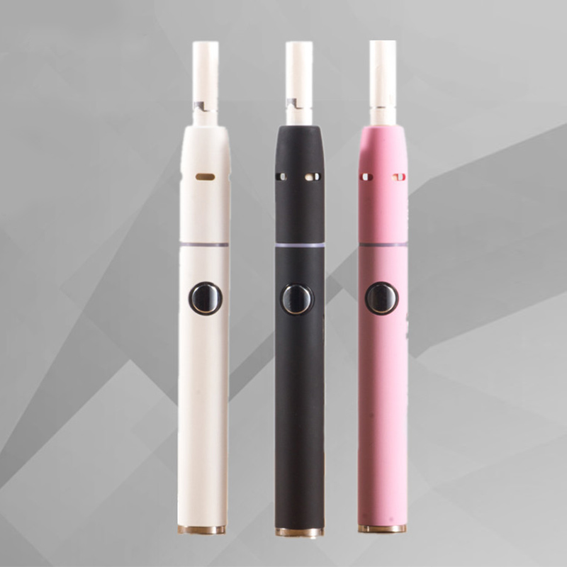 Au four chaud torréfaction cigarette électronique chargeur usb 650 mAh vaporisateur stylo pour chauffage Tabac Sec cigarette vaporisateur