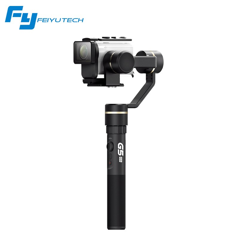 FeiyuTech G5GS 3-Axis Handheld Gimbal Stabilizer for Sony AS50 AS50R Sony X3000 X3000R Splash Proof 130g-200g SONY Camera sr 1 p008 28 70 130g