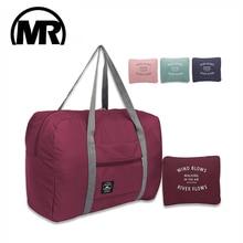 MARKROYAL Large Capacity Fashion Travel Bag For Man Women Weekend Bag