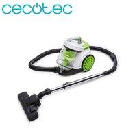 Conga Cecotec Turbociclonic Aspirador sem Saco de Filtro HEPA Eficiência Energética de UMA Coleção de Cabo Automático com Acessórios|Aspiradores de pó| |  -