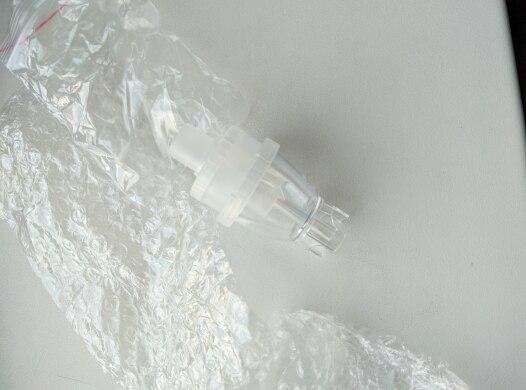6ML Inhaler Parts FDA Injector Medicine Cup Compressor Nebulizer Accessary Atomizer Sprayer Injector Nebulizer For Inhalation