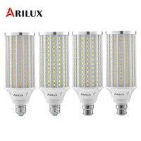 ARILUX E27 B22 40W 210 LED Bulb Light Warm Pure White SMD5730 360 Degree LED Corn