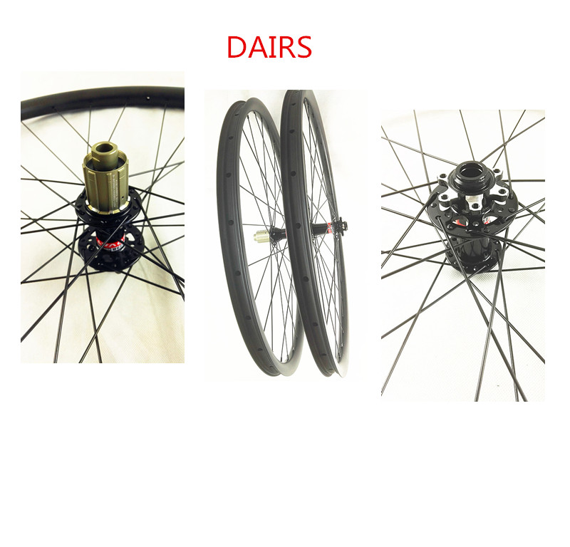 carbon MTB wheels 29er MTB wheels bicycle MTB wheels Novatec 791 792 thur axle width 35mm Mountain Bikes 27 5er mtb wheels width 35mm carbon mtb wheels novatec 791 792 thur axle 650b mountain bikes bicycle mtb wheels