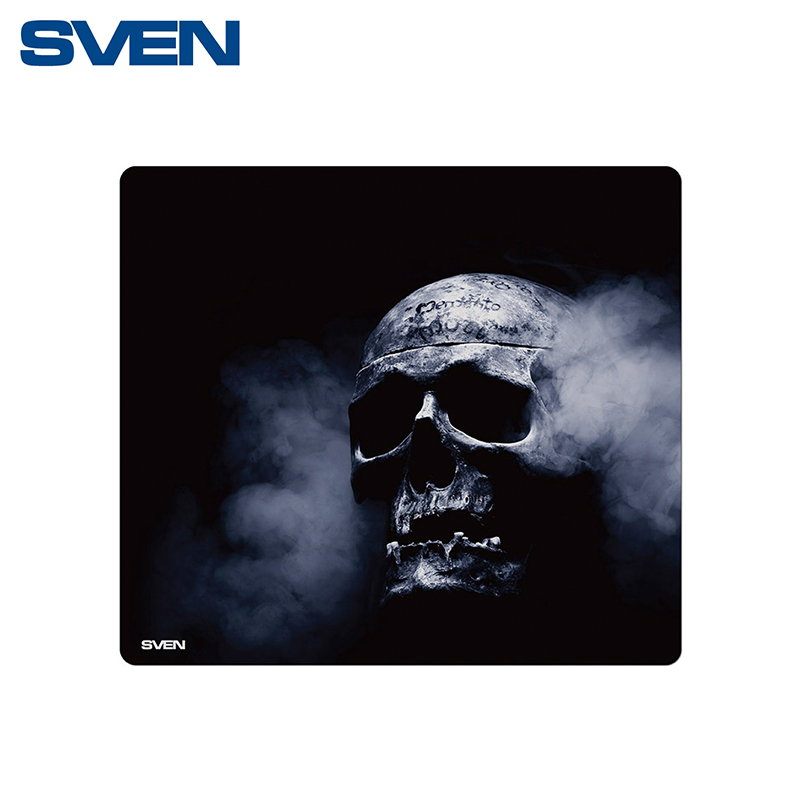 Gaming Mouse pad SVEN MP-GS1L e blue ems618 wired gaming mouse white