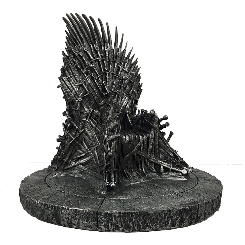 17cm The Iron Throne Game Of Thrones A Song Of Ice And Fire Figures Action & Toy Figures One Piece Action Figure High Quality penguin ice breaking save the penguin great family toys gifts desktop game fun game who make the penguin fall off lose this game