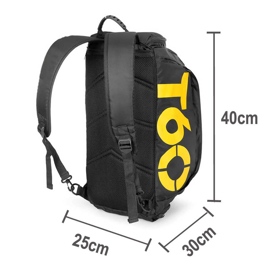 9add20e62 Gym Bag Backpack With Shoe Compartment