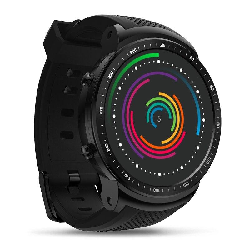 Zeblaze Thor PRO 3g S GPS Smartwatch Android Téléphone Intelligent Montre Sport Bracelet 2MP Caméra Fréquence Cardiaque Montre-Bracelet Portable dispositifs