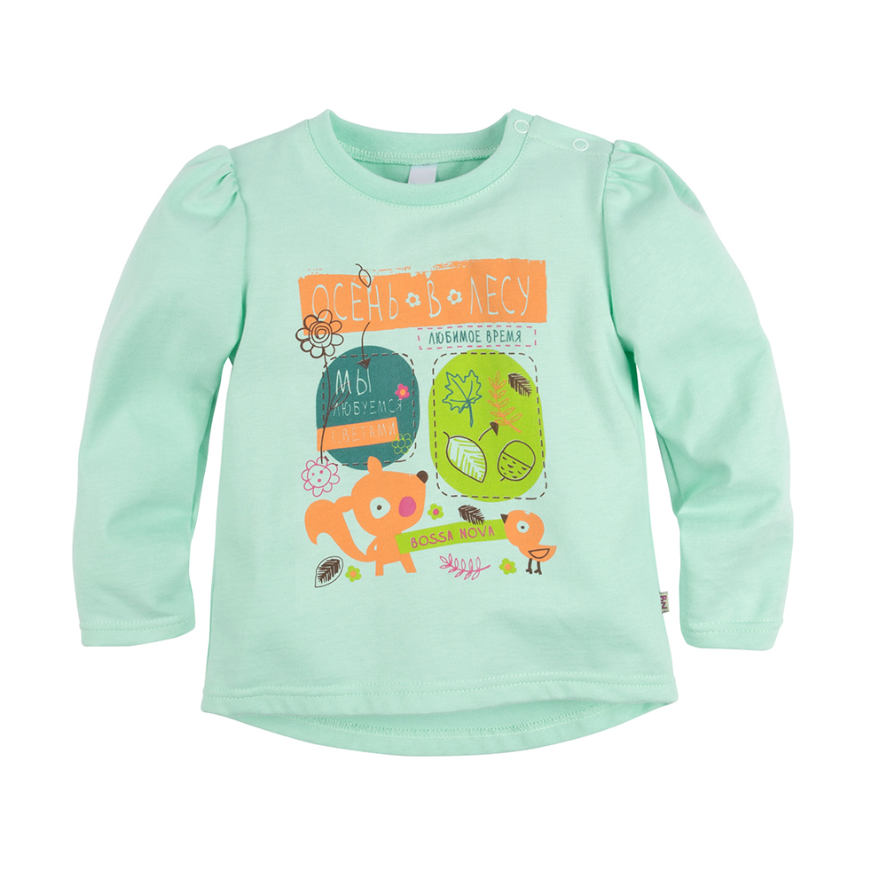 Sweaters BOSSA NOVA for girls 207b-161 Children clothes kids clothes