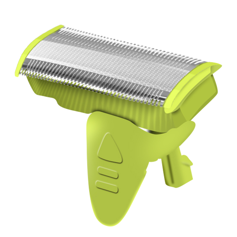 Shaver Blade Shaver Head Electric Shaver Parts shaver universal spare tool head 4 head wash shave knife head shaver rotary shaver 4 head accessories