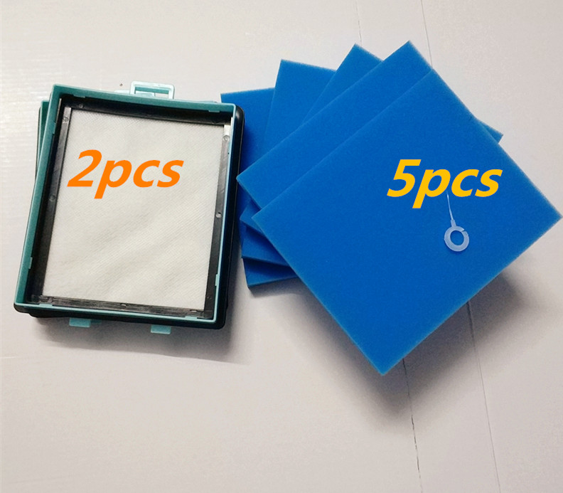 Spare parts for vacuum cleaners Vacuum filter hepa for replacement philips FC8764 FC8766 FC8761 FC8760 FC8767 5pcs free shipping vacuum cleaner filter accessories parts hepa filter for philips fc8760 fc8764 fc8766 fc8761 fc8767