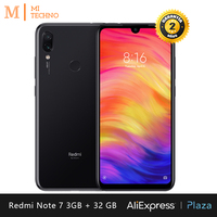 [Global Version] Xiaomi Redmi Note 7 smartphone HD+6,3(RAM 3GB + ROM 32GB, battery 4000 mAh, Camera 48MP's)