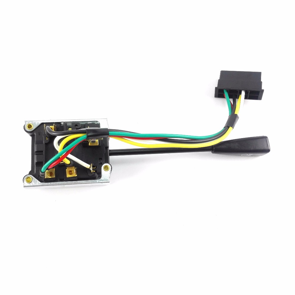 Delicious Turn Signal Switch With Cable For Renault R4 R6 R12 510031612501 7701348654 A Wide Selection Of Colours And Designs