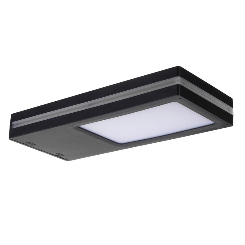 Waterproof 144 LED Solar Light Solar Powered PIR Motion Sensor Outdoor LED Garden Light Emergency Wall