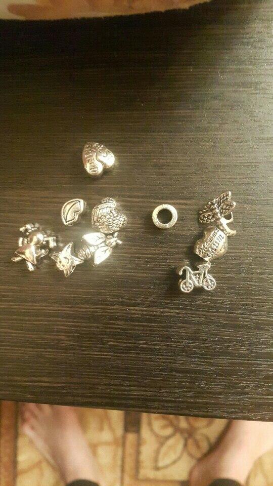 Бусина материал:: Кристалл; Материал:: Кристалл; бусина Пандора;