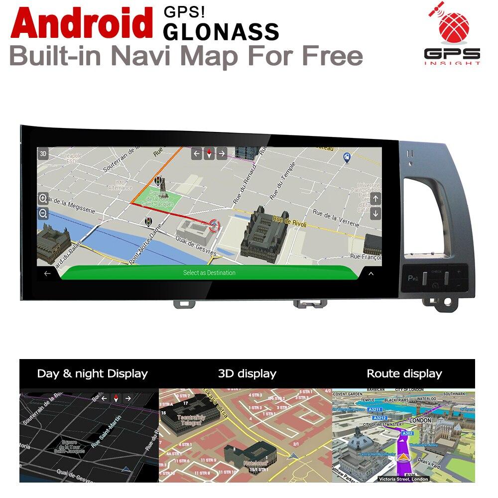 """רשימת הקטגוריות 10.27"""" סטריאו מסך HD אנדרואיד 7.1 עד לרכב GPS Navi מפה אאודי Q7 4L 2010 ~ 2015 MMI מקורי סגנון מולטימדיה נגן רדיו אוטומטי (2)"""