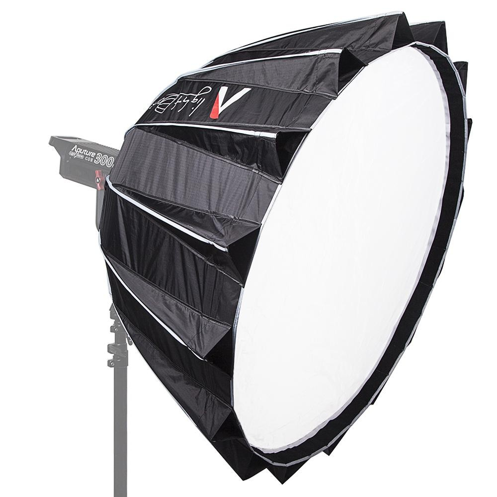 Aputure Light Dome II With Grid Flash Diffuser For LS C120d II 300d Soft Boxes Bowens Mount Fixtures