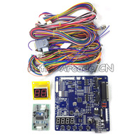 Cheap price Claw Crane Machine PCB English set voice Arcade Motherboard Slot Game Board With Displays Wire Harness