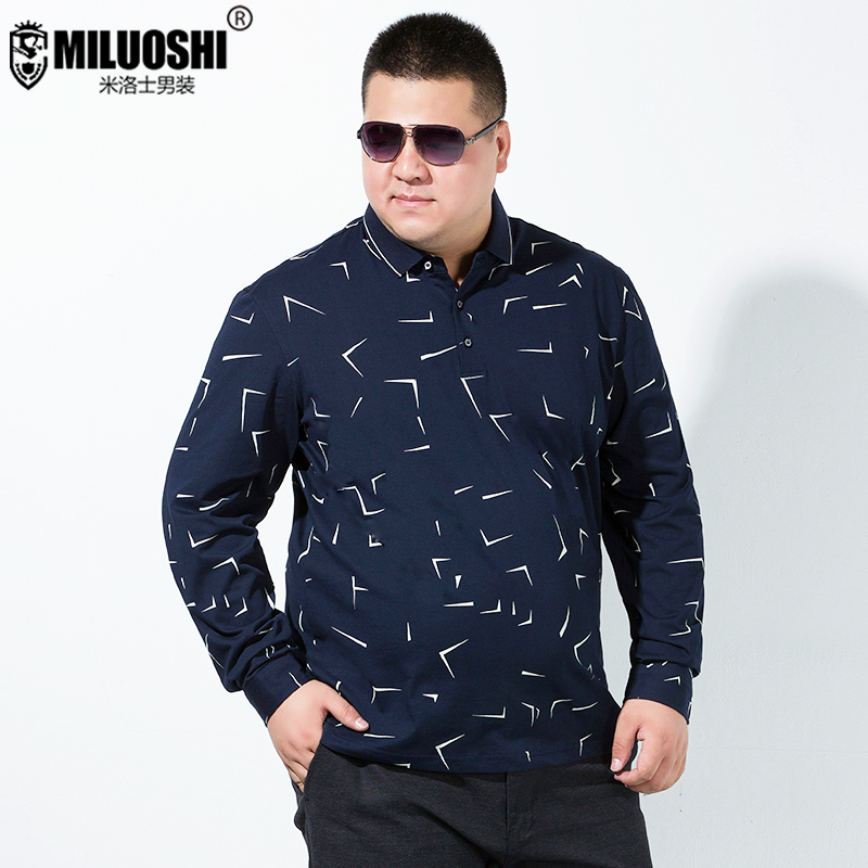 10XL <font><b>8XL</b></font> 6XL 5XL 4XL Men <font><b>Polo</b></font> <font><b>Hombre</b></font> Shirt Mens Fashion Collar shirts Long Sleeve Casual Camisetas Masculinas <font><b>Polos</b></font> Sweatshirt image