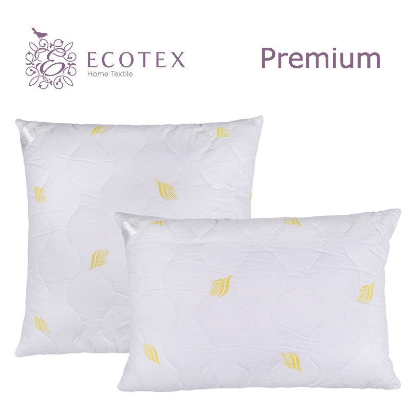 Pillow Maize collection Premium. Production company Ecotex(Russia). pillow argo collection premium production company ecotex russia