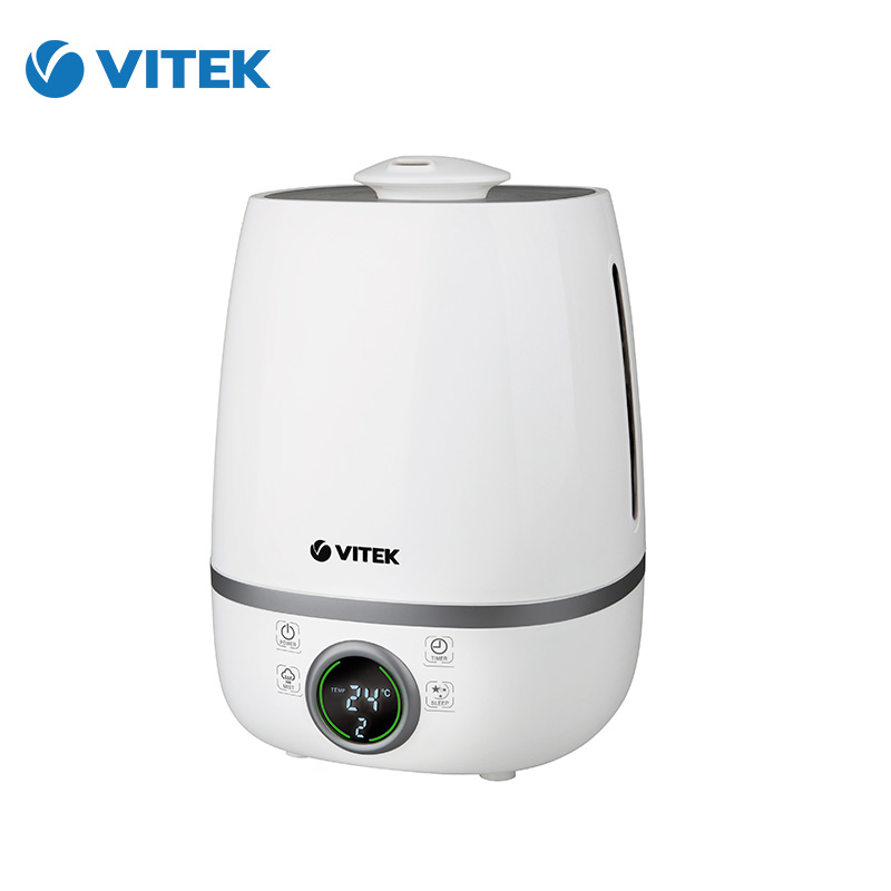 Humidifier Vitek VT-2332 air ultrasonic portable car humidifier difusor de aroma keyboard diffuser usb ultrasonic humidifier essential oil diffuser mist maker fogger