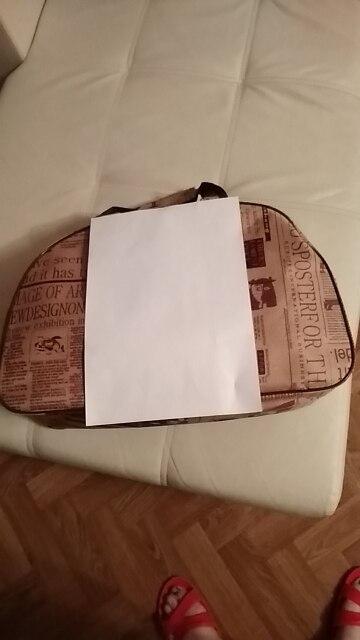 Men Travel Bag Fashion Casual Waterproof Oxford Zipper Travel Bags Canvas Luggage Handbags 2019 New Travel Bag photo review
