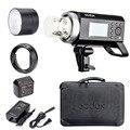 Godox AD400 Pro AD400Pro 400ws GN72 TTL моно светильник с питанием от аккумулятора  1/8000 HSS Flash стробоскоп светильник  встроенный Godox 2 4G системы