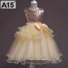 b5ceb3fce5 Las muchachas del vestido de boda 2018 sin mangas carnaval adolescente  verano Tutu vestidos para las Niñas Ropa vestidos niños t.