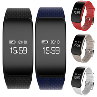 Fashion Smart Bracelet Men Women Heart Rate Fatigue Degree Blood Oxygen Wristband Watch