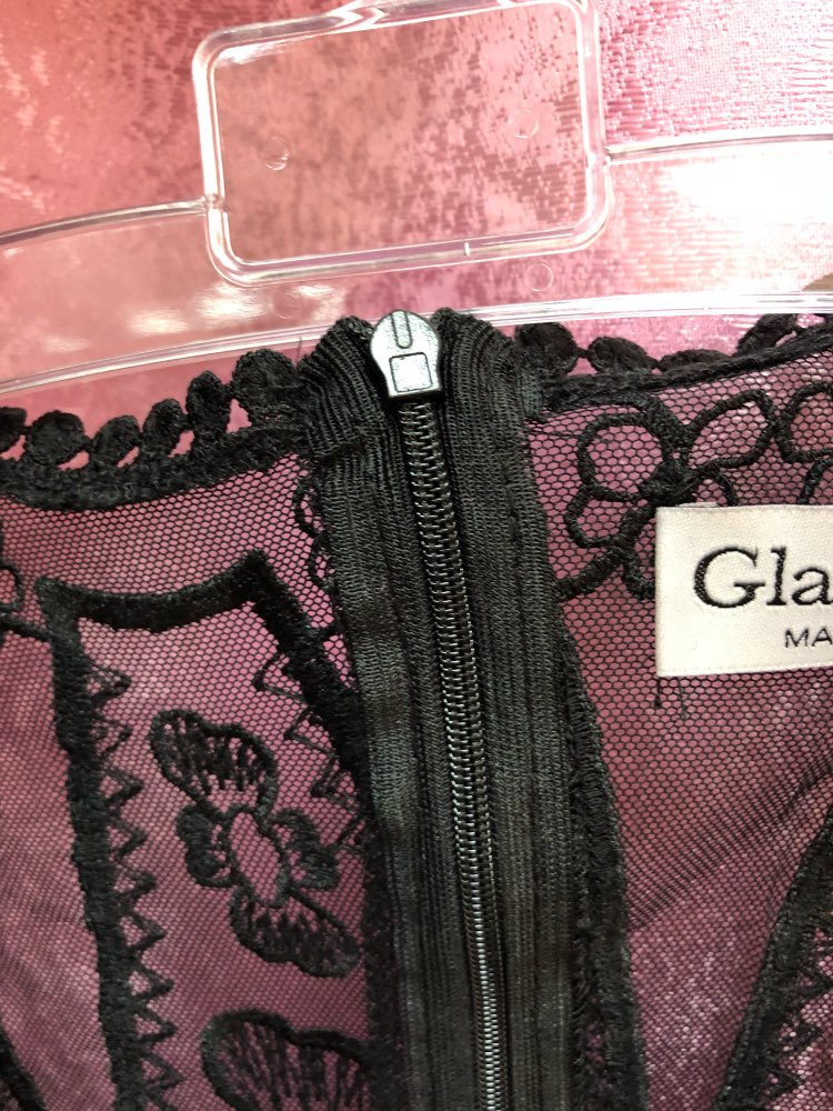 Glamaker Sexy lace bodysuit women tops Transparent mesh winter jumpsuit romper Fitness party club jumpsuit female body suit new