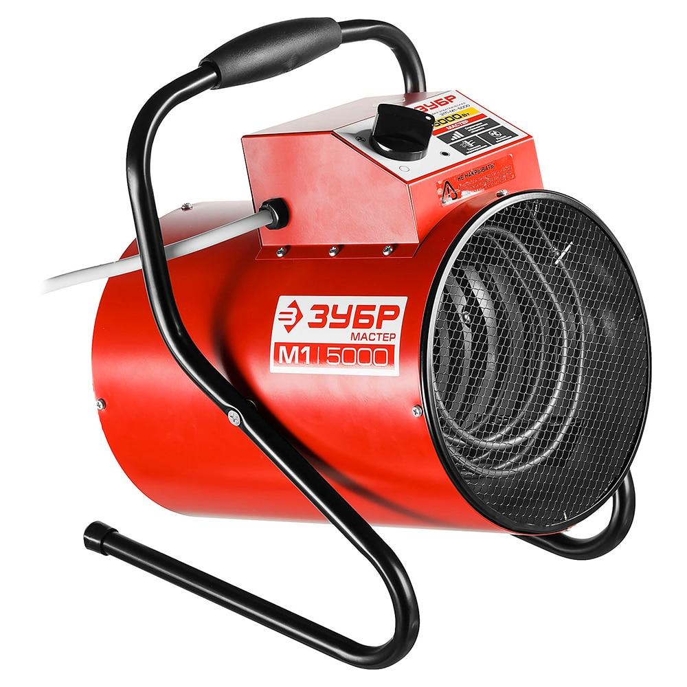 Electric heat cannon ZUBR ZTP-M1-5000 цены