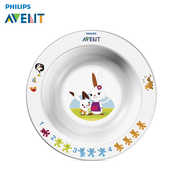 Детская тарелка маленькая 6 мес+ Philips Avent SCF706/00