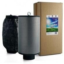 Фильтр воздушный для гидропоники, очищает воздух от продуктов цветения. Производительность 250 м.куб., фланец 100