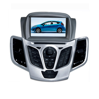 Четырехъядерный Android 9,0 автомобильный dvd плеер gps навигация в тире стерео радио для Ford Fiesta 2008 2009 2010 2012 2013 2014 2015 2016
