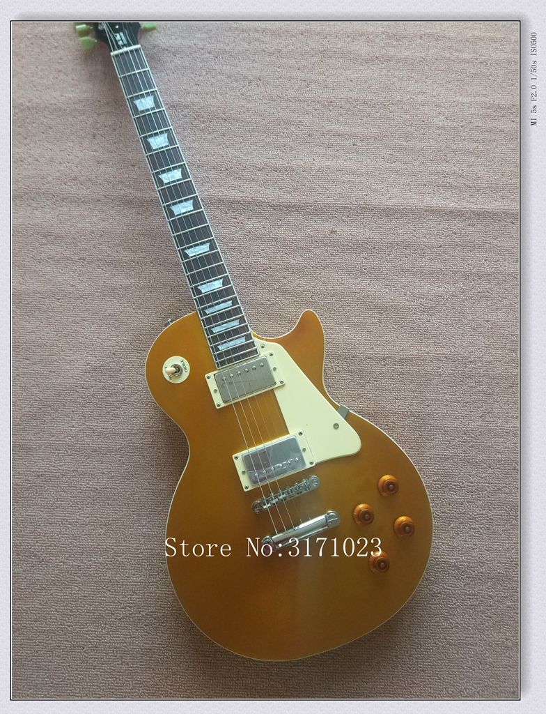 Custom Shop lp standard electric guitar classic 1959 r9 one piece neck Rosewood Fingerboard original bridge custom shop new lp standard 1959 r9 electric guitar gold hardware rosewood electric guitar with hard case free shipping