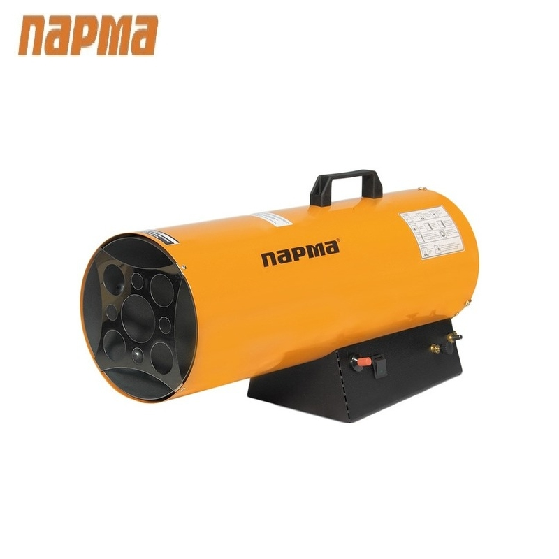 Gas gun Parma TPG-55 (55 kW, 1450 m3/h) Russia Hotplate Facility heater Area heater Space heater