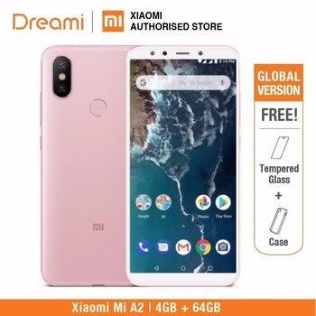 Global Version Xiaomi Mi A2 64GB ROM 4GB RAM ( Brand New and Sealed) mia2 64gb