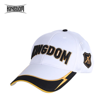 Kingdom Outdoor Sport Hiking Fishing Sun Protect Cap