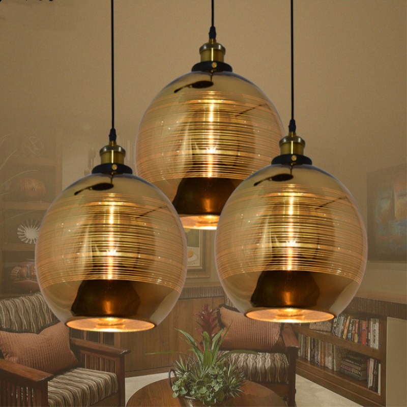 Northern Europe Classical Concise Brown Glass Pendant Lamp Cafe Bar Restaurant Bedroom Livingroom Decoration Lamp Free Shipping creative retro northern europe concise iron pendant lamp cafe bar restaurant bedroom livingroom decoration lamp free shipping