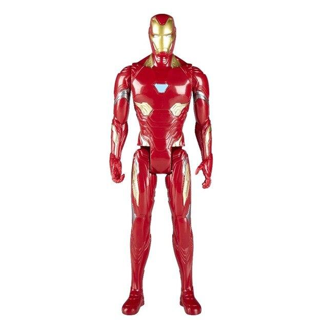 Фигурка Hasbro Avengers Мстители. Титаны класса А Железный человек, 30 см