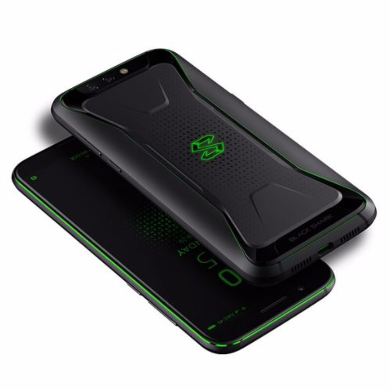 Global Version Xiaomi Black Shark 64GB ROM 6GB RAM Gaming phone (Brand New and Sealed) Blackshark Smartphone Mobile