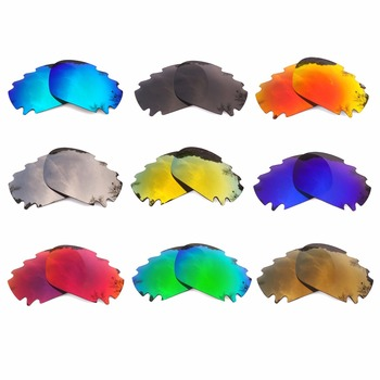 Polarized Replacement Lenses for Jawbone Vented Racing Jacket Sunglasses - Multiple Options papaviva polycarbonate polarized replacement lenses for jawbone vented sunglasses multiple options