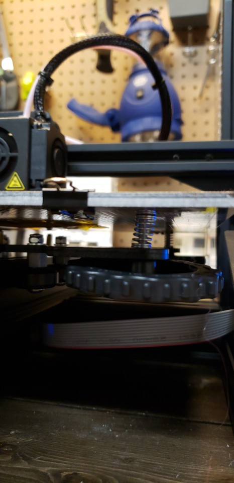 Creality Ender-3 V-slot I3 3D Printer Kit MK10 Extruder 1.75mm 0.4mm Nozzle 220x220x250mm Size 3D Printer