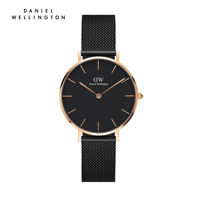Женские наручные часы Daniel Wellington Classic Petite Ashfield 32 мм