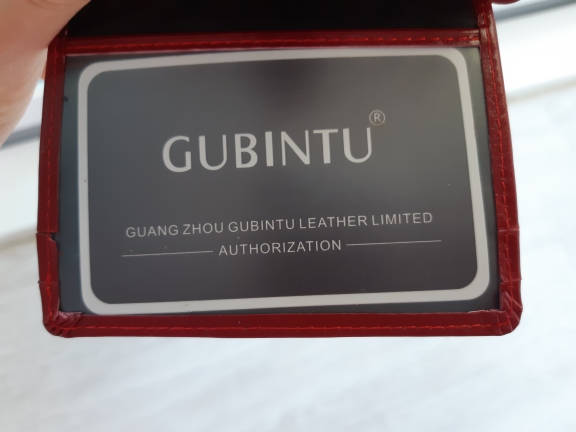GUBINTU 2019 New Card Holders with Zipper Coin Pocket  Multi-function Zipper Card Wallets Credit Cards & Coins Card Holder photo review