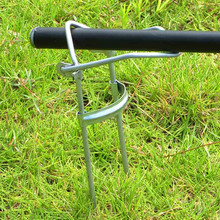 Adjustable Fishing Rod Pole Stand Holder Mount Bracket Clamp Fishing Accessories Tool Outdoor Sports