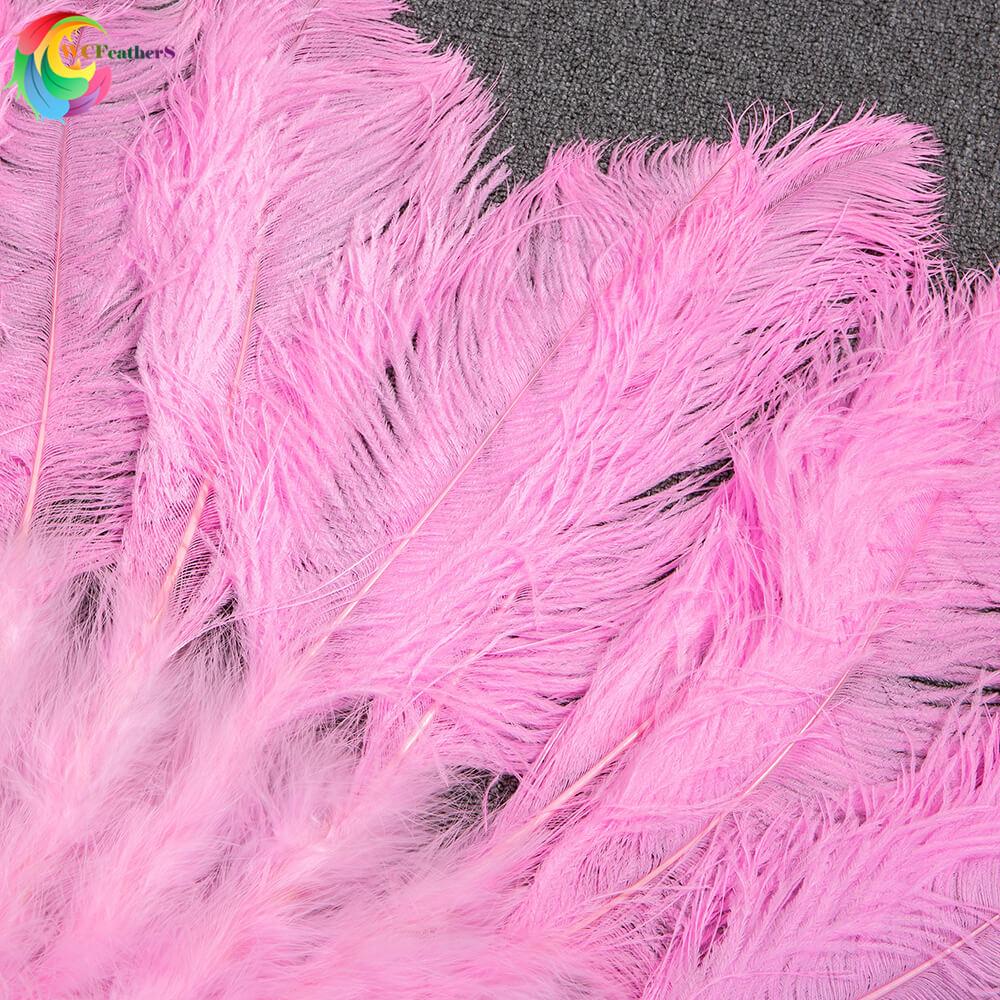 Strauß und Marabou Feder Fan Burlesque Showgirl & Boudoir Dekorative Feder Fan Dance Party Hochzeit Requisiten-in Feder aus Heim und Garten bei  Gruppe 3