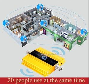 Image 5 - Ripetitore 3g 2100 ripetitore cellulare 2100 ripetitore di segnale Mobile 2100MHz amplificatore ripetitore di segnale WCDMA UMTS ripetitore Internet 3G