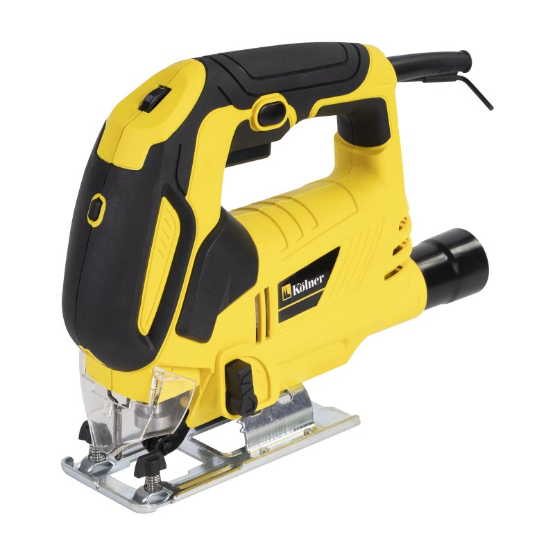 Electric jig saw Kolner KJS 850VL (power 850 W, laser guide, pendulum function, fast delivery replacement files)