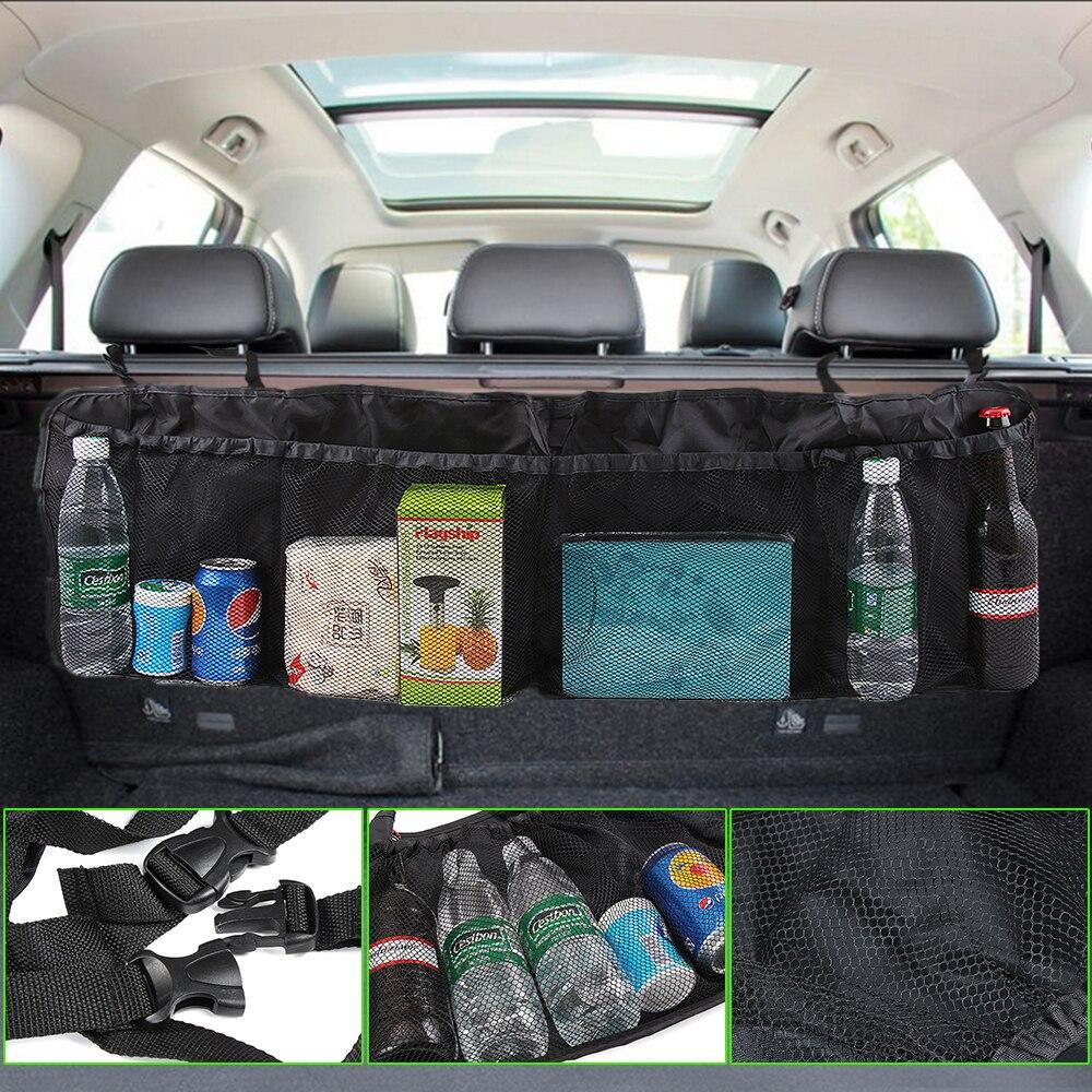 Car Rear Trunk Organizer Cargo Net Luggage For Hyundai Ix35 Tucson